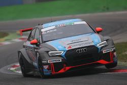 Giacomo Altoe, Audi RS3 LMS TCR, Target