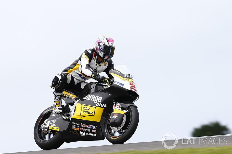 Jesko Raffin, CarXpert Interwetten Moto2