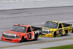 Cody Coughlin, ThorSport Racing Toyota, Grant Enfinger, ThorSport Racing Toyota