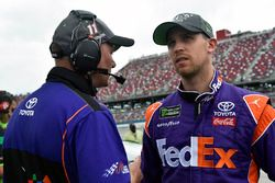 Денни Хэмлин, Joe Gibbs Racing Toyota и Майкл Уилер