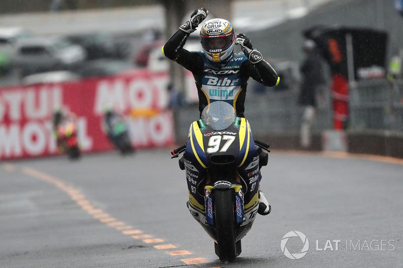 Segundo: Xavi Vierge, Tech 3 Racing