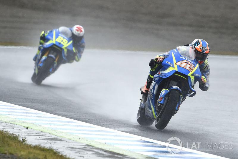 Алекс Ринс, Team Suzuki MotoGP