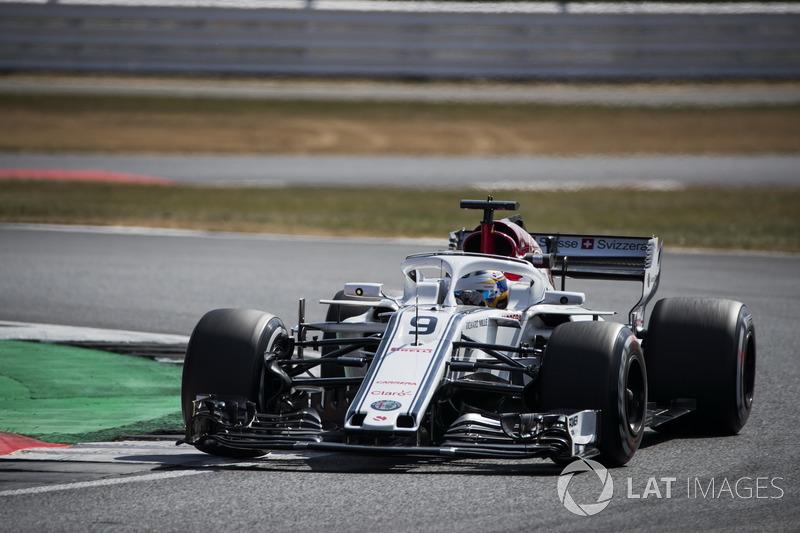 15. Marcus Ericsson, Sauber C37