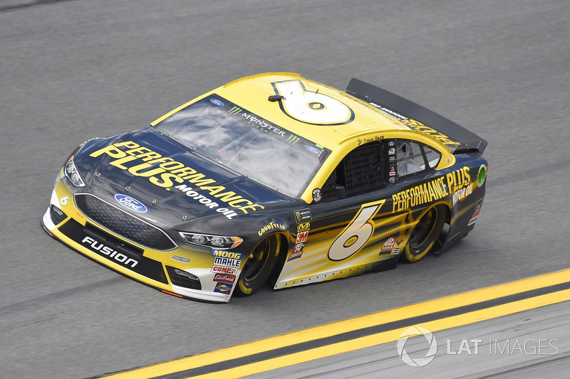 Trevor Bayne, Roush Fenway Racing, Ford Fusion Performance Plus