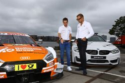 Robin Frijns, Audi Sport Team Abt Sportsline, Bernhard van Oranje