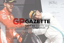 GP Gazette 033 Britanya GP