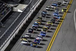 Martin Truex Jr., Furniture Row Racing, Toyota Camry Bass Pro Shops/5-hour ENERGY e Kasey Kahne, Leavine Family Racing, Chevrolet Camaro Thorne Wellness