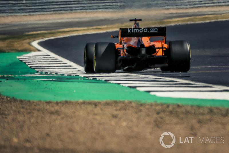 13: Fernando Alonso, McLaren MCL33, 1'28.139