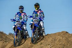 Romain Febvre en Jeremy Van Horebeek, Yamaha Factory Racing Team