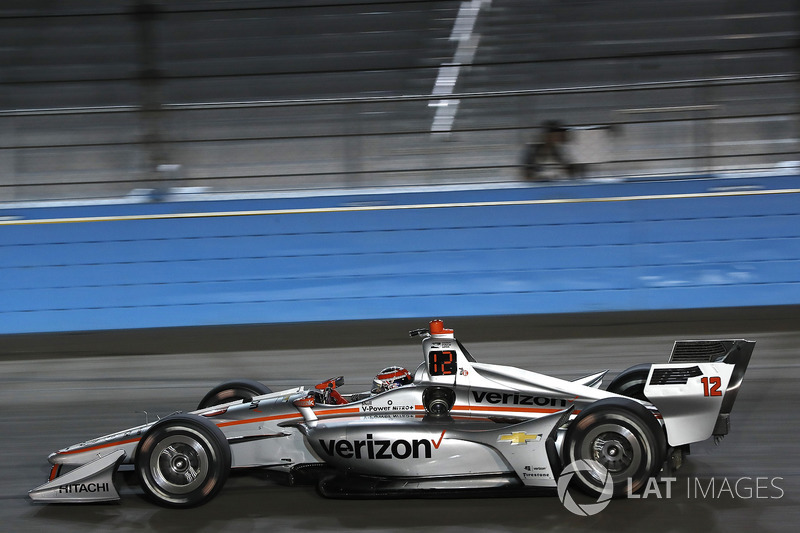 #12: Will Power, Team Penske, Chevrolet