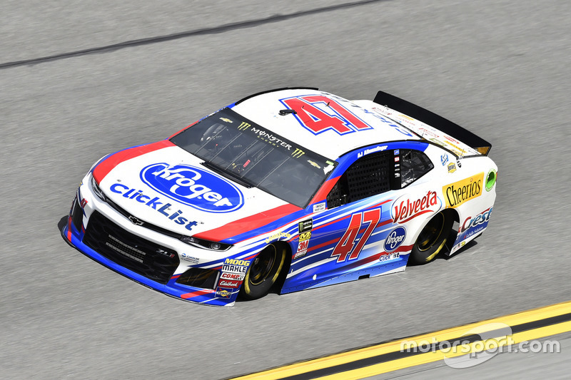 10. A.J. Allmendinger, JTG Daugherty Racing, Chevrolet