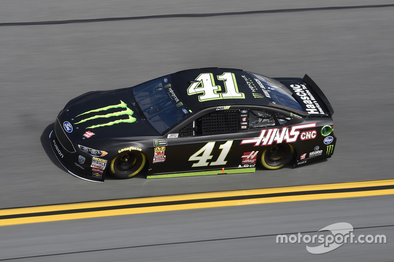 Kurt Busch, Stewart-Haas Racing, Monster Energy/Haas Automation Ford Fusion