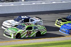 Daniel Suárez, Joe Gibbs Racing, Interstate Batteries Toyota Camry