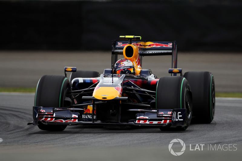 El Red Bull RB5 de 2009: 'Kate'