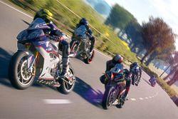 Isle of Man TT video game screenshot