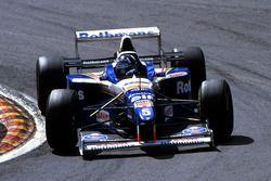 Дэймон Хилл, Williams FW18