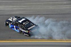 Crash: Jamie McMurray, Chip Ganassi Racing Chevrolet Camaro
