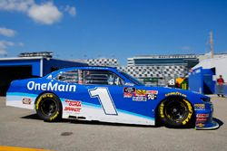 Elliott Sadler, JR Motorsports, OneMain Financial Chevrolet Camaro