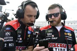 Paul Wolfe e Brandon Pope