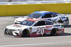 Erik Jones, Joe Gibbs Racing, Toyota Camry Sport Clips, Jeffrey Earnhardt, StarCom Racing, Chevrolet