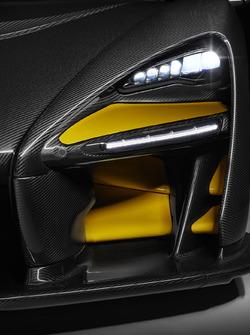 McLaren Senna Carbon Theme