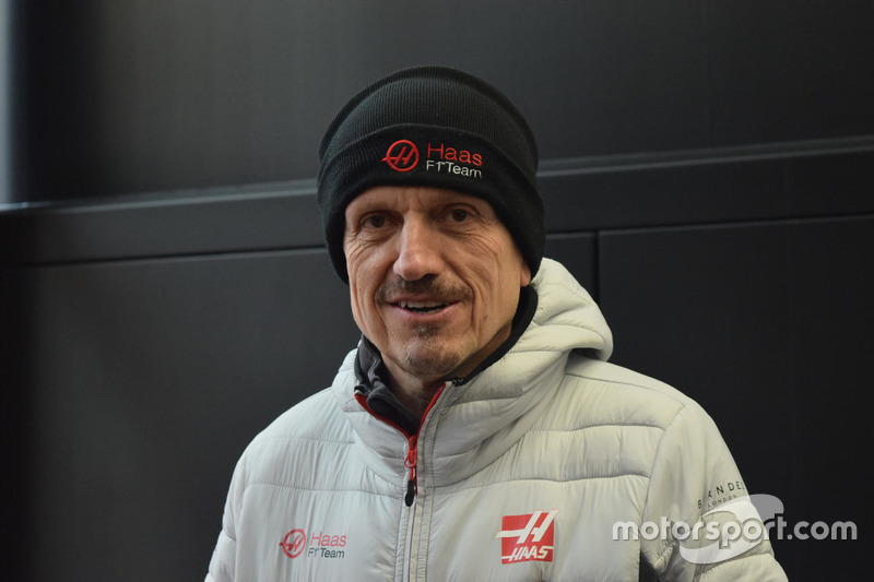 2018 год – Haas
