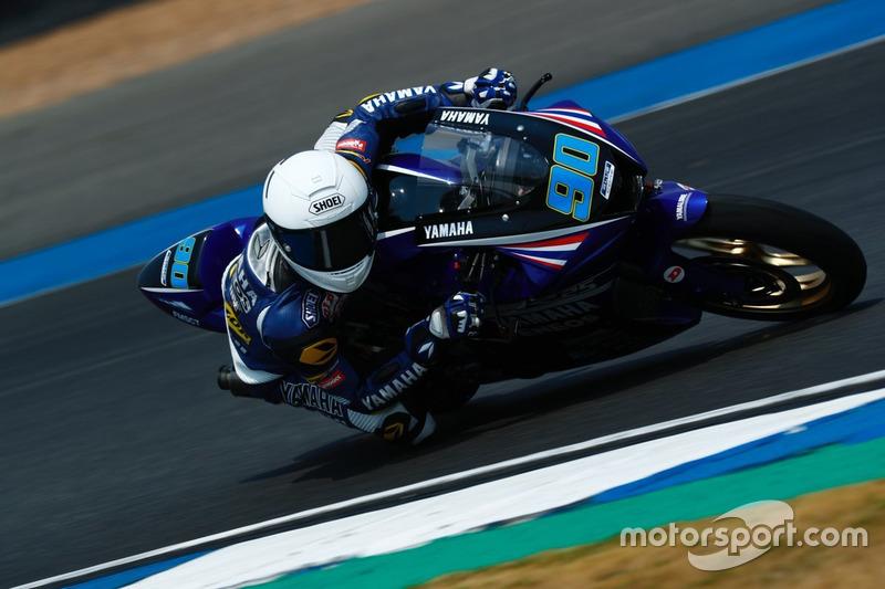 AP250: Kanatat Jaiman, Yamaha Thailand Racing Team