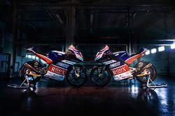 Motos del PruestlGP KTM