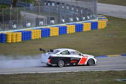 #77 MP3A Mercedes-Benz, Ernesto Benitez, Miami Premium Race