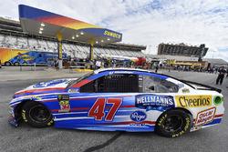 A.J. Allmendinger, JTG Daugherty Racing, Kroger ClickList Chevrolet Camaro