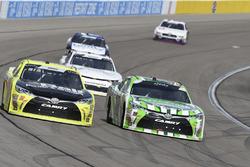 Kyle Busch, Joe Gibbs Racing, Toyota Camry Interstate Batteries, Brandon Jones, Joe Gibbs Racing, Toyota Camry Menards