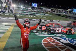 Christopher Bell, Joe Gibbs Racing, Toyota Camry Rheem, winner, victory