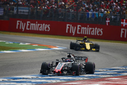 Ромен Грожан, Haas F1 Team VF-18, Карлос Сайнс, Renault Sport F1 Team RS18