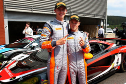 Pole position for #4 Tolman Motorsport McLaren 570S GT4: Michael O'Brien, Charlie Fagg