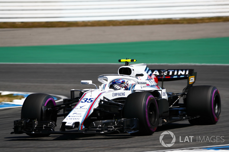 12. Sergey Sirotkin, Williams FW41