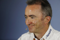 Paddy Lowe, Williams, in the Press Conference