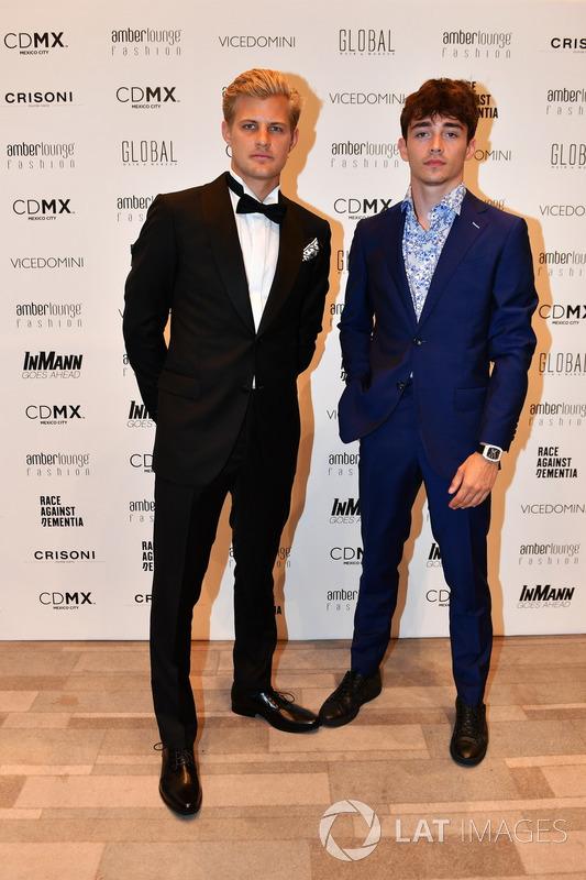 Marcus Ericsson, Sauber és Charles Leclerc, Sauber