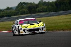 #88 Team Hard Racing - Ginetta G55 GT4 - Benjamin Wallace, Joshua Jackson