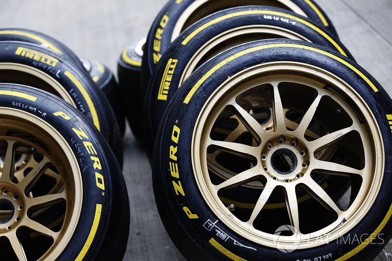 Neumáticos de 18 pulgadas