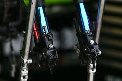 Jonathan Rea, Kawasaki Racing Showa, forcelle