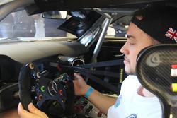 #49 Ram Racing Mercedes-AMG GT3: Salih Yoluc