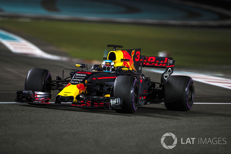 4. Daniel Ricciardo, Red Bull Racing RB13