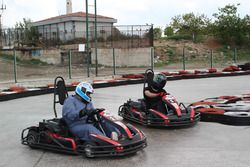 ODTÜ MOST karting mücadelesi