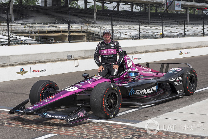 31. Jack Harvey, Meyer Shank Racing with SPM, Honda