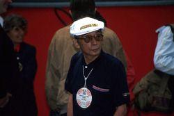 Yoshio Nakamura, Honda F1 Manager