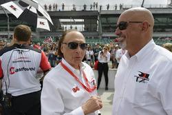 Oriol Servia, Scuderia Corsa with RLL Honda, Bobby Rahal