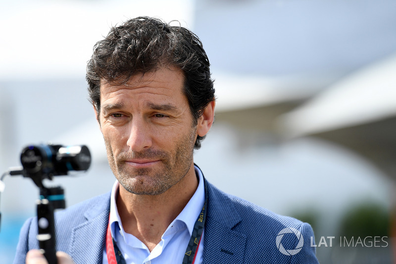 #16 Mark Webber