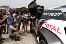 #306 Peugeot Sport Peugeot 3008 DKR: Sébastien Loeb, Daniel Elena
