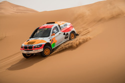 Исидре Эстев и Чема Вильялобос, KH-7 Rally Team BMW