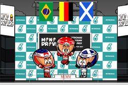 El GP de Malasia 2001 de Fórmula 1